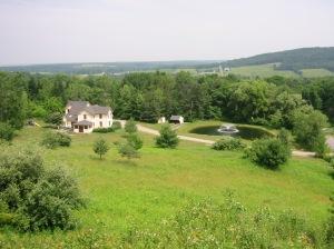 the Stone Quarry House