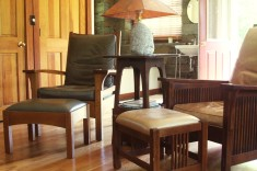 tone Cottage Stickley Chairs